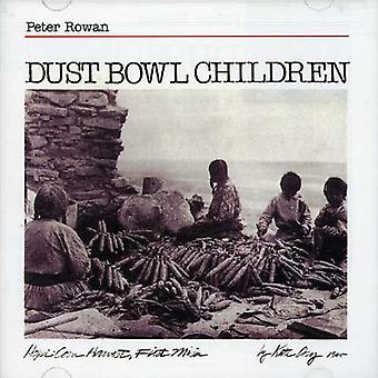 Peter Rowan - importación de los E.e.u.u. tazón de fuente de polvo niños [CD]