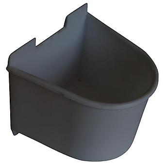 Voltrega Black Parrot bag 2 Trough (C27) (Birds , Feeders & Water Dispensers , For Cages)