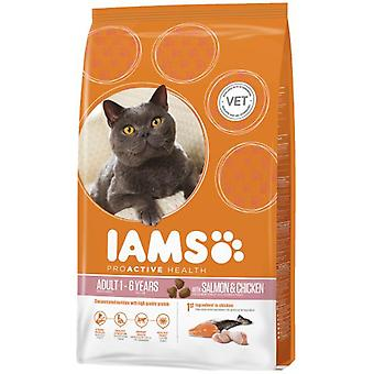 IAMS Proactive Health Salmon and Chicken (Cats , Cat Food , Dry Food)