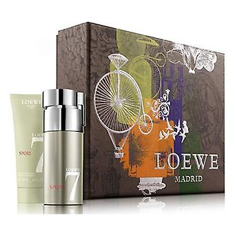 Loewe 7 Sport Men Eau de Toilette 100ml Vapo + Gel 75ml (Uomo , Profumi , Profumi)
