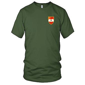 Batalhão de artilharia de campo - 82 E.U. Exército bordada Patch - Vietnã feminina T-Shirt