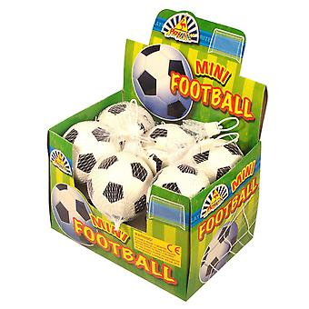 12 Mini Soft Footballs - 310-424