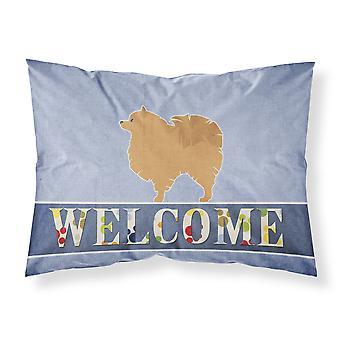 Pomorskim Zapraszamy tkaniny Standard Poszewka na poduszkę