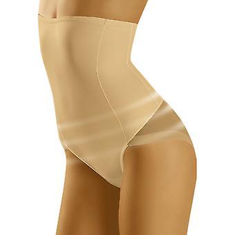 Wolbar Frauen Suprima Beige Gestaltung hohe Taille kurzen