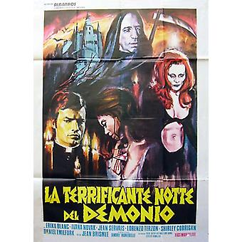 The Devils Nightmare Movie Poster (11 x 17)