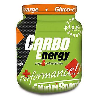 Nutrisport Carbo Energy Orange 1 Kg