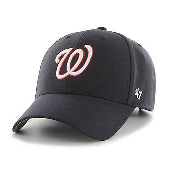 47 brand MLB Washington medborgare MVP Cap - Navy