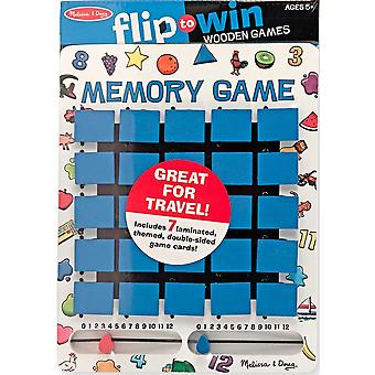 Melissa & Doug Flip To Win Memory Game