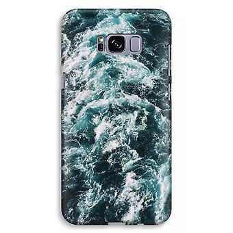 Samsung Galaxy S8 Plus Full Print Case (Glossy) - Ocean Wave