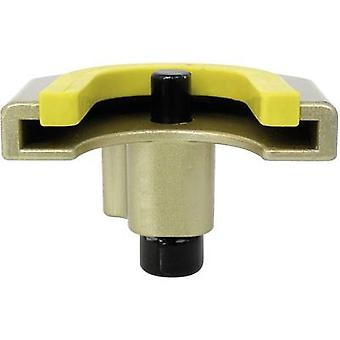 Trailer theft protection tongue lock