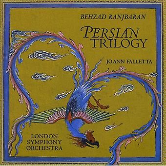 Joann Falletta - Behzad Ranjbaran: Persian Trilogy [CD] USA import