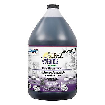 Double K Alpha White Shampoo 3.8L