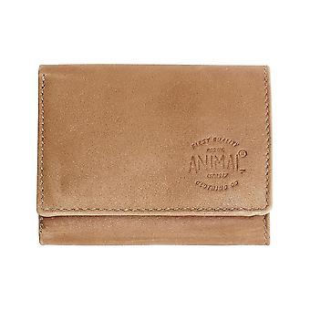 Animal Valiant Leather Wallet