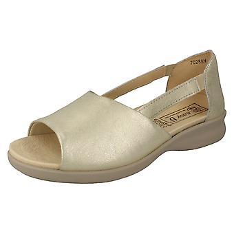 Ladies Easy B Casual Slip On Sandals Sardinia