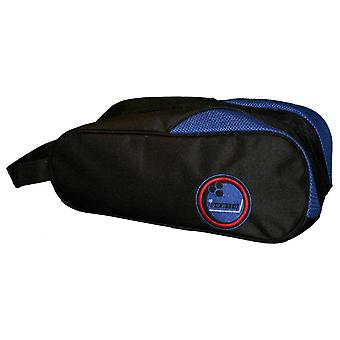 Bowling bag in black blue Bowling shoes and bowling accessories from Bowlio for men and women
