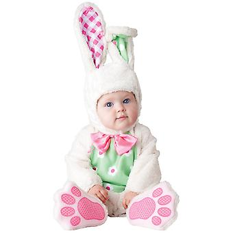 Baby Bunny Rabbit Easter Animal Deluxe Girls Infant Costume