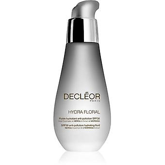 Decléor Paris Hydra Floral Anti-Pollution Moisturizing Fluid SPF 30 50 ml