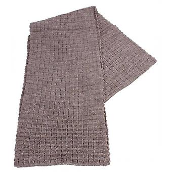 Bassin and Brown Pilling Textured Scarf - Light Brown