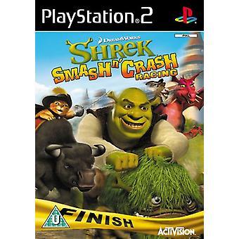 Shrek Smash N Crash (PS2)