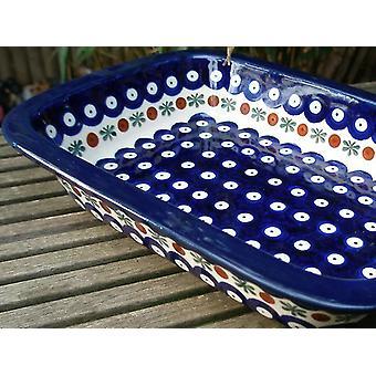 Small baking dish 25 x 18 x 5 cm, tradition 6 - BSN m-126