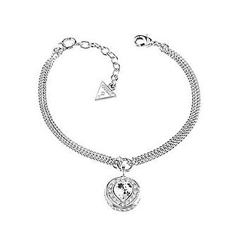 Guess ladies bracelet stainless steel Silver UBB21534-S