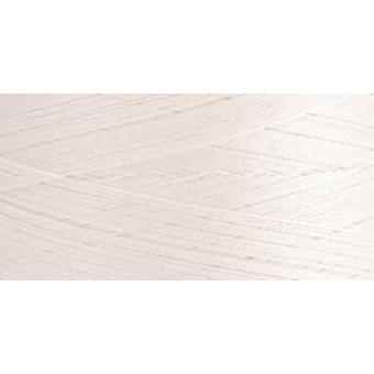 Natural Cotton Thread Solids 876yd-Egg White