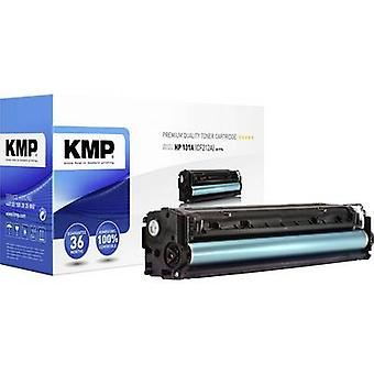 KMP Toner cartridge replaced HP 131A, CF212A Yellow 1800 pages H-T174