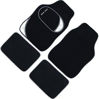 車の床マット (普遍的な) 普遍的な (L x 幅 x 高さ) 30 × 660 × 440 mm