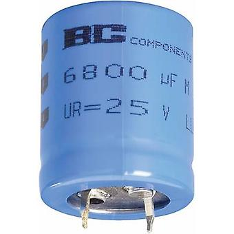 Vishay 2222 056 59472 Electrolytic capacitor Snap-in 10 mm 4700 µF 100 V 20 % (Ø x H) 35 mm x 50 mm 1 pc(s)
