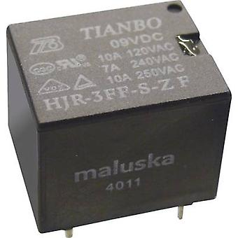Tianbo Electronics HJR-3FF-24VDC-S-ZF PCB relays 24 Vdc 15 A 1 change-over 1 pc(s)