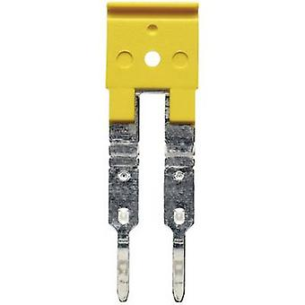 Cross connection ZQV 6N/3 1906220000 Yellow Weidmüller