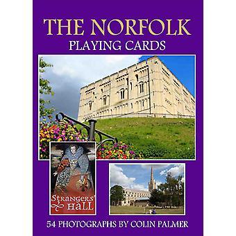 Die Norfolk-Set 52 + Joker Spielkarten