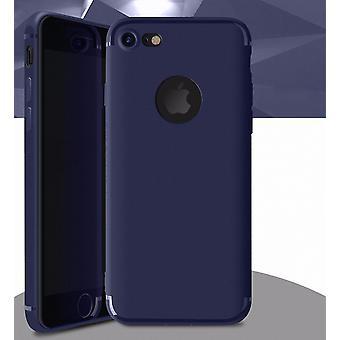 TPU Case für Apple iPhone 7 Blau