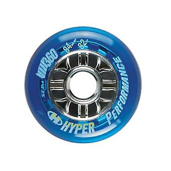 HYPER NX-360 inliner rolls for fitness skating 84mm 84A 4 set