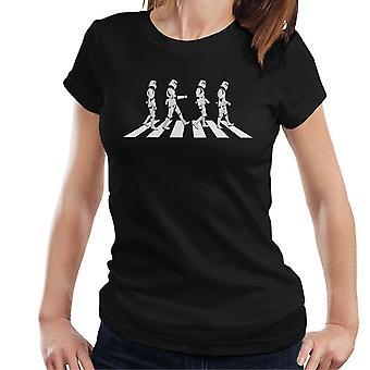 Original Stormtrooper Abbey Road Damen T-Shirt