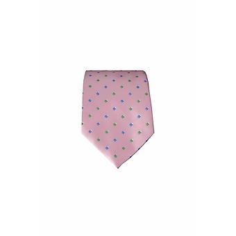 Розовый галстук VC45