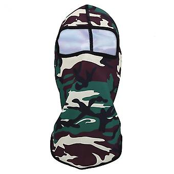 Masquerade mask, Mask MC mm Front Camo MJ-007E