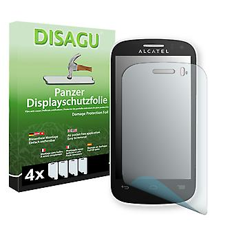 Alcatel one touch pop C3 screen protector - Disagu tank protector protector