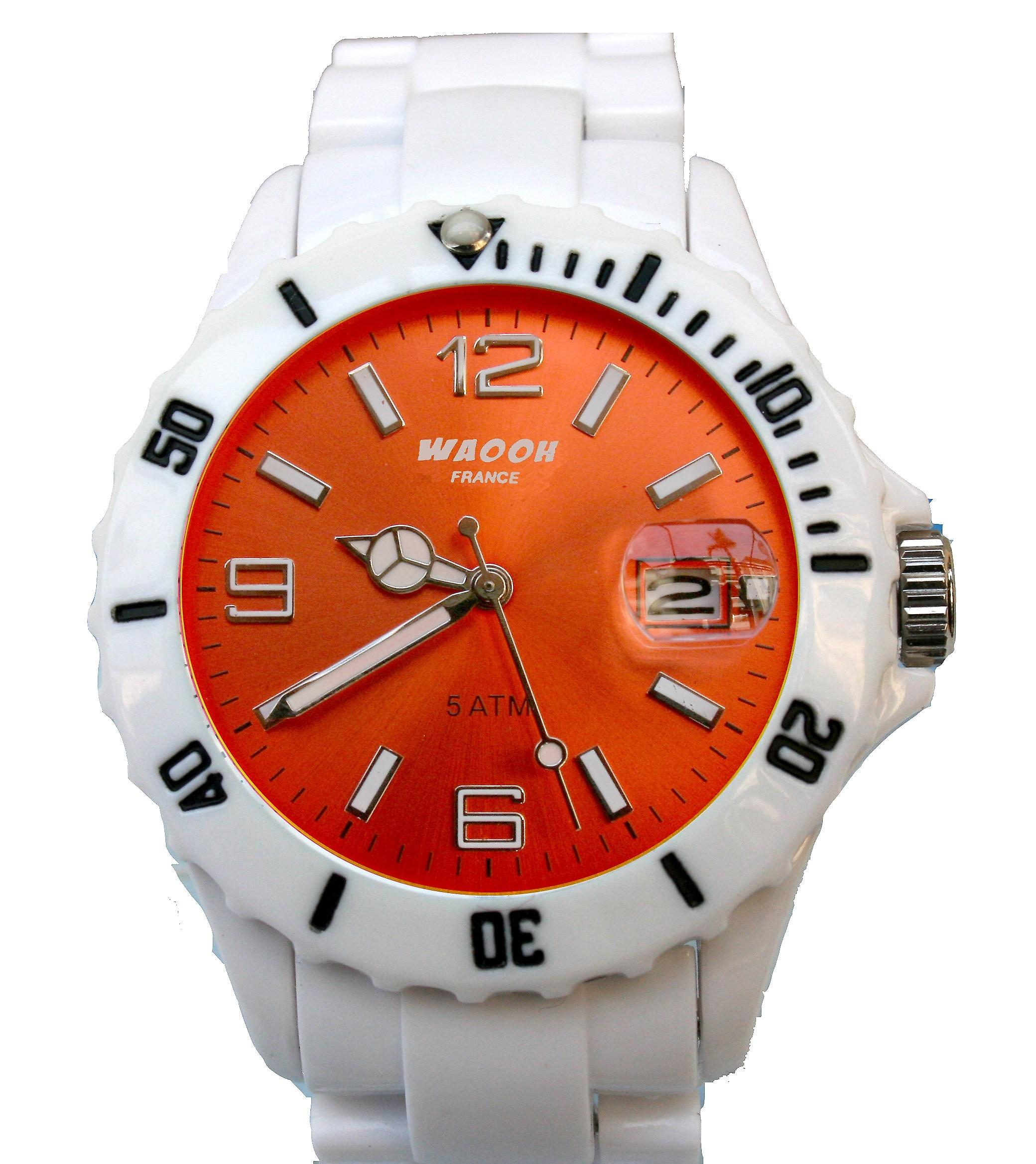 Waooh - Watches - Monte Carlo Waooh Ice Dial Color