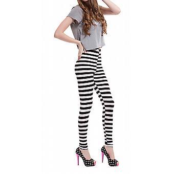 Waooh - Fashion - Legging in horizontalen Streifen