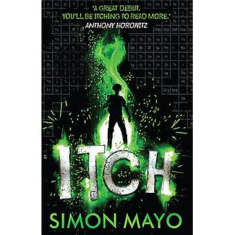 Itch by Simon Mayo - 9780552565509 Book