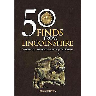50 vondsten uit Lincolnshire - objecten uit de draagbare Oudheden Sch