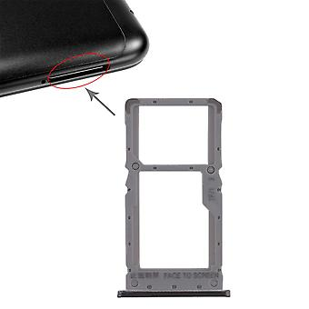 SIM card tray for Xiaomi Redmi note 6 Pro card holder slide holder spare parts black