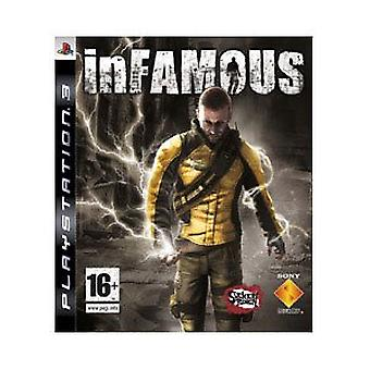 InFamous Special Edition (PS3)