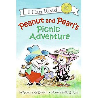 Peanut and Pearl's Picnic Adventure (My First I Can Read Books)