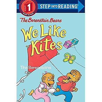 Berenstain Bears: We Like Kites (Berenstain Bear Scouts)