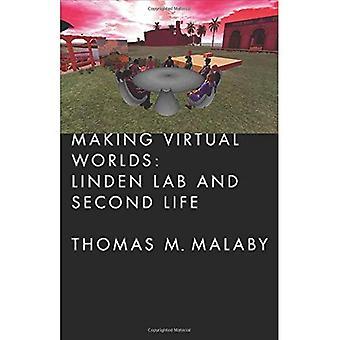 Fazer mundos virtuais: Laboratório de Linden e Second Life