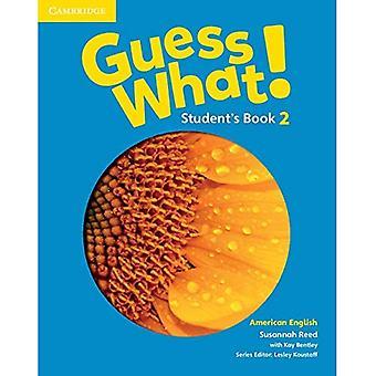 Gæt hvad! Amerikansk-engelsk niveau 2 Student's Book