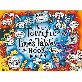 Den fantastiska tider tabeller bok