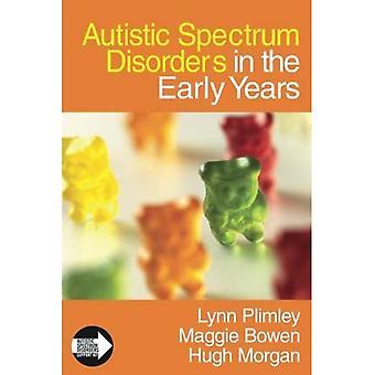 Autystyczne spektrum zaburzeń w pierwszych latach (autystyczne spektrum zaburzeń wsparcie zestaw)